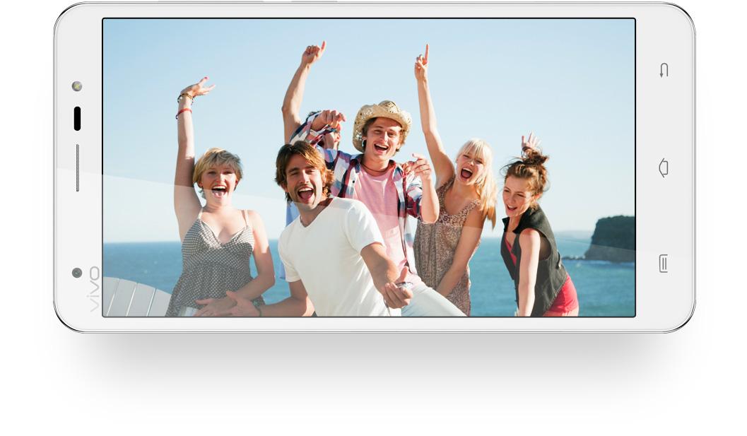 vivo Y20 5.5吋720P高清IPS显示屏