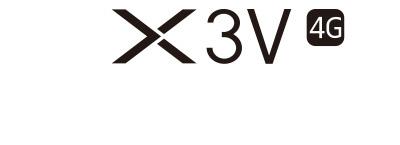 x3v 急速4G·极致纤薄