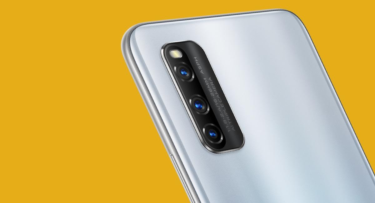 iQOO Z1 5G  camera